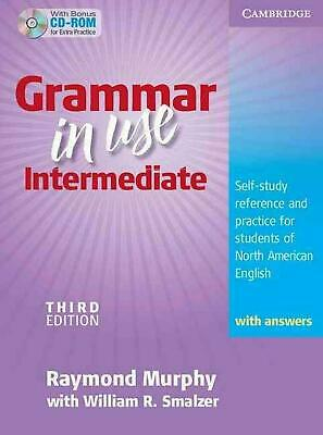 Grammar in Use, Intermediate: Self-Study Reference and Practice for Students of