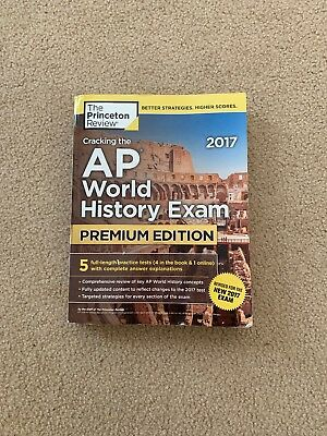 COLLEGE TEST PREPARATION: Cracking the AP World History Exam