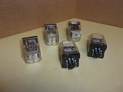 Potter & Brumfield KRPA-11DG-24 Relay , lot of 5