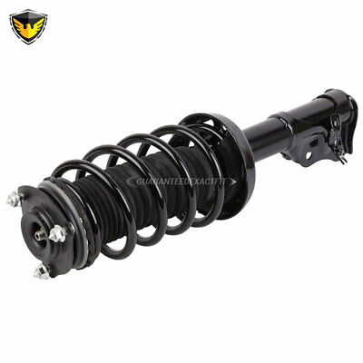 Fits Honda Civic Sedan 06-11 Duralo Complete Front Right Strut & Spring Assembly