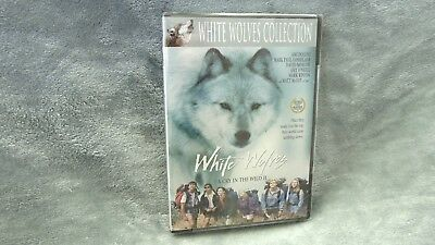 WHITE WOLVES A CRY IN THE WILD II New factory Sealed DVD