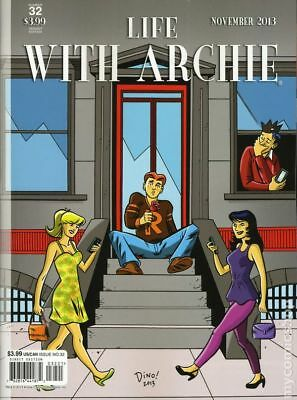 Life with Archie #32B 2013 FN Stock Image