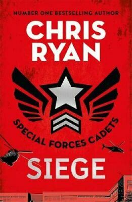 Special Forces Cadets 1: Siege by Chris Ryan 9781471407253 (Paperback, 2019)
