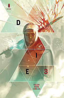 DIE (2018) #3 - Cover A - New Bagged