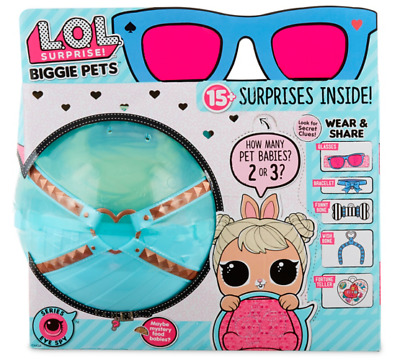 L.o.l Surprise Biggie Pet Cottontail Q.t.