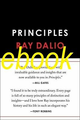 Principles life and work by ray dalio [P-D-F]