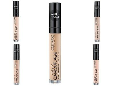 Catrice Liquid Camouflage - High Coverage Concealer 5 Shades