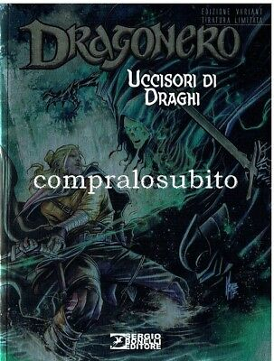 DRAGONERO # 54 Cover Variant Limited KILLERS OF DRAGON Lucca Comics 2017