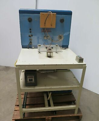 2.4 kVA Lepel High Frequency  Induction Heater T-1-1-KC1-B1A Single Phase Unit