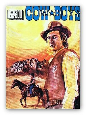 COW BOYS 1 Editoriale Ellepi 1973