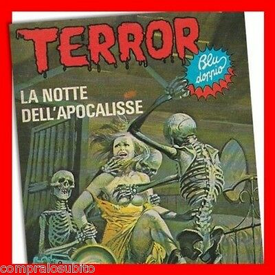 TERROR BLU Supplement of 6-1978 - LA NOTTE OF THE'APOCALYPSE
