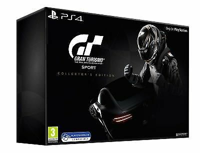Polyphony Digital - Gran Turismo Sport Edition Collector PS4 - 9880158 NEUF