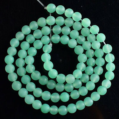V3561 4mm Green Aventurine Ball Loose Beads 15''