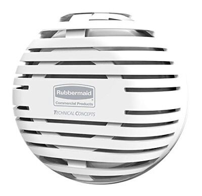 Rubbermaid Commercial 1957532 Air Care TCell 2.0 Dispenser, White