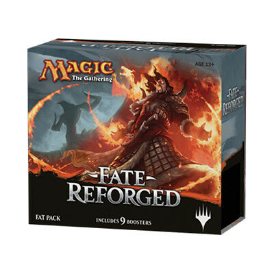 Magic The Gathering MTG FRF Fate Reforged SEALED Fat Pack Bundle Box