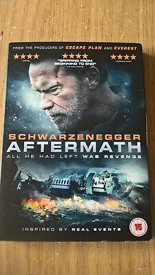 Original R2 Dvd - Aftermath - New And Sealed