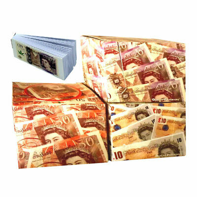 £10 £20 £50 Pounds Roaches Paper Filter Tips Booklet Card Rolling Filter Tip