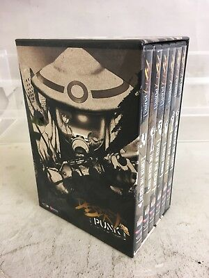 Desert Punk Box Set - Vol 1,2,3,4,5,6 - Complete Anime DVD Collection Funimation