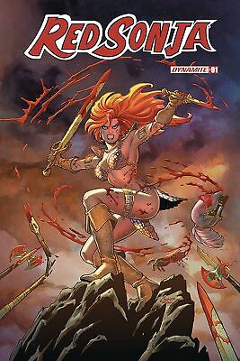 Dynamite Entertainment Red Sonja #1 Comic Book [Amanda Conner Cover A]