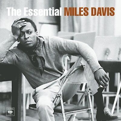 MILES DAVIS The Essential 2CD BRAND NEW Best Of Greatest Hits Jazz
