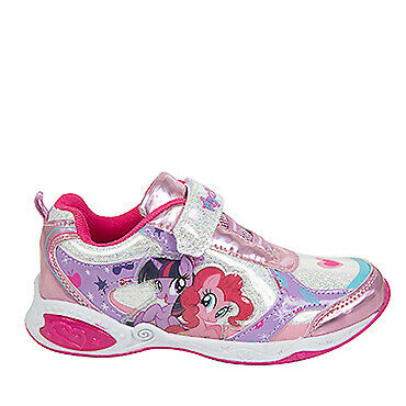 Pinkie Pie   My Little Pony   Girls Sneaker Trainer   Spendless Shoes