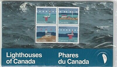 Canada Thematic Collection Scott # 31 Lighthouses of Canada