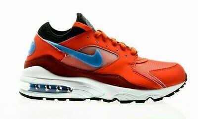 new product 9e599 0767a 306551-800 Nike Air Max 93 Vintage Coral Men New Coral Blue Lifestyle  Sneakers
