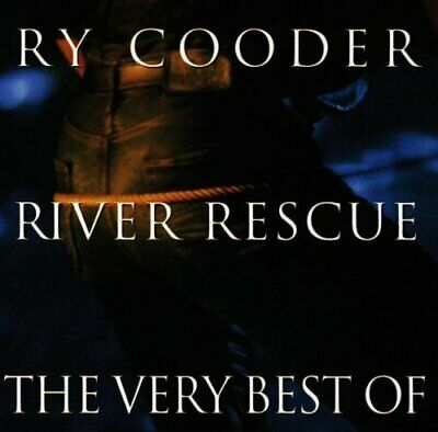 Ry Cooder - River Rescue-The Very Best Of CD Warner Benelux NEW