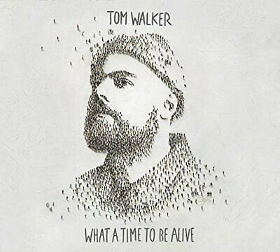 Tom Walker - What A Time To Be Alive [New CD]