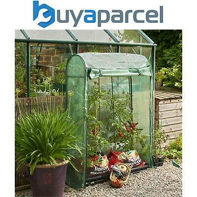 Gardman 08720 Growbag Growhouse Vegetable Tomato Bag PVC Cover Mini Greenhouse