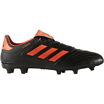 fb56ac7e6f64 adidas Performance Mens Copa 17.3 Firm Ground Sport Lace Up Football Boots -Black
