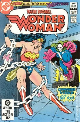 Wonder Woman (1st Series DC) #296 1982 VF Stock Image