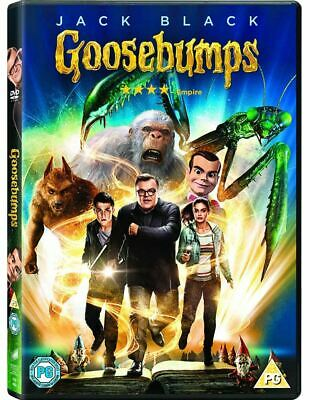 Goosebumps [DVD] Brand New Sealed
