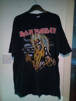 Iron Maiden Killers T-shirt (Extra Large) XL