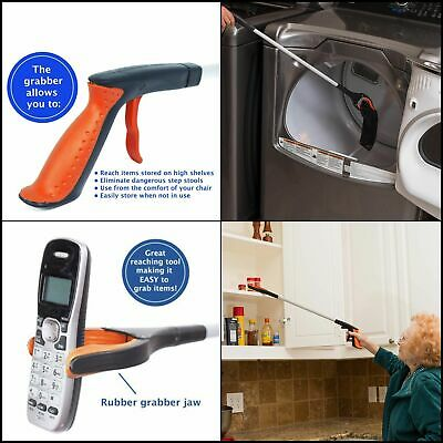 BirdRock Home Reacher Grabber Pick Up Tool
