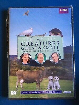 All Creatures Great and Small - The Specials DVD, bbc, james herriot