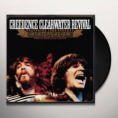 Creedence Clearwater Revival Featuring John Fogerty: Chronicle - The 20 Greatest