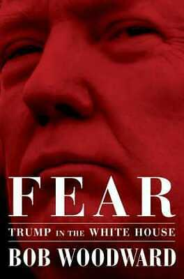 Fear Trump in the White House By Bob Woodward {PDF}(Ebook)