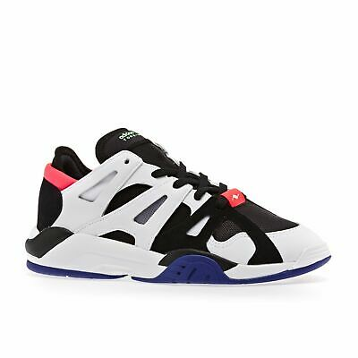 brand new 87a65 ba545 Adidas Originals Dimension Lo Unisex Footwear Shoe - Core Black Ftwr White