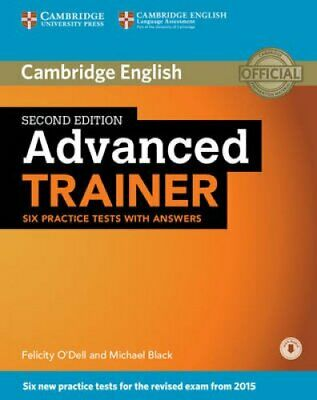 Advanced Trainer Six Practice Tests with Answers with Audio 9781107470279
