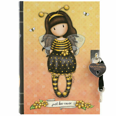 Carnet secret Gorjuss - Just Bee-Cause