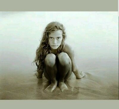 JOCK STURGES, Fanny: Montalivet, France 1995 SIGNED & NUMBERED 20x24 inches.