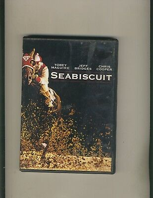 Seabiscuit  , DVD , Very Good