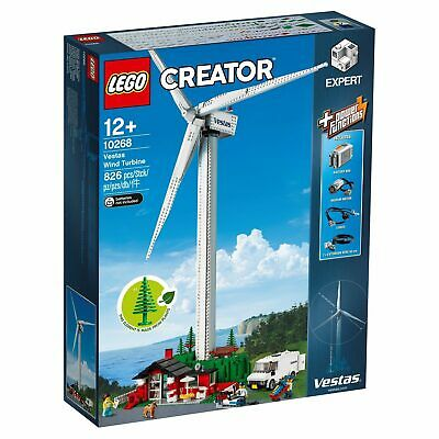 LEGO ® Creator Expert 10268 Vestas Windkraftanlage Exclusive mit Power Functions
