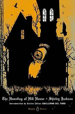 The Haunting of Hill House by Shirley Jackson (English) Hardcover Book Free Ship