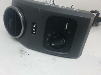 Land Rover Discovery 3 2005 To 2009 Dashboard Vent & Headlight Control RH Driver