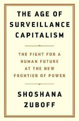 The Age of Surveillance Capitalism The Fight for a Human Future... 9781781256848