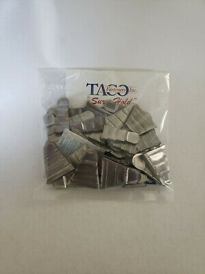 36 Metal wedges for hammers, hatchet, axes and mauls 3 sizes