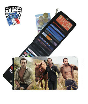 alex o'loughlin #004 hawaii five-0 card holder porte cartes