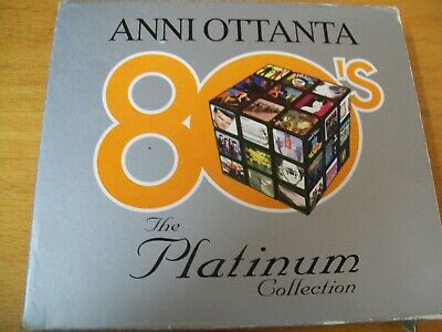 Anni 80 Platinum Collection Triplo Cd Queen Depeche Mode Yazoo Roxette Industry